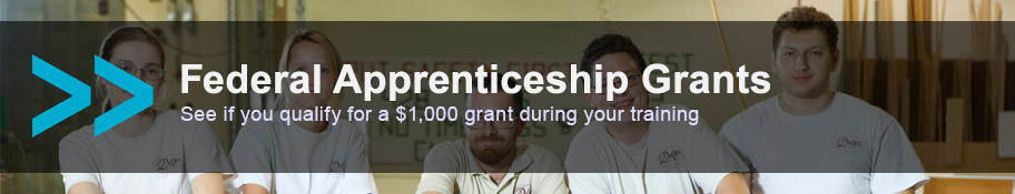 Federal Apprenticeship Grants